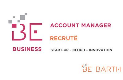bebarth business account manager recrute
