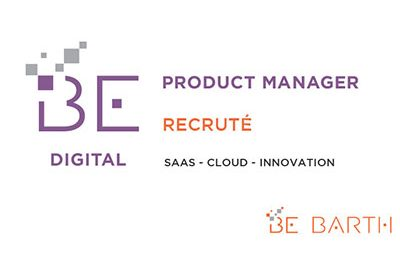 bebarth digital product manager recruté