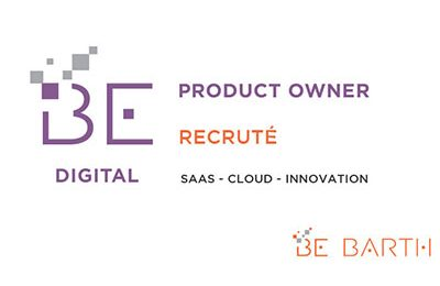 be barth - digital - Product owner