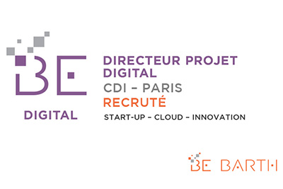 Bebarth - Digital Directeur projet digital