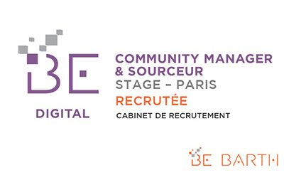 be barth - digital - community manager & sourceur