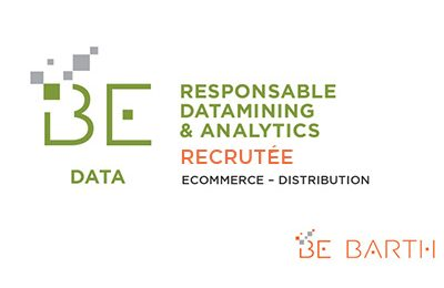 Responsable Dataminning Analytics - Be Barth - Data