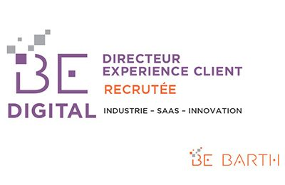 Directeur Experience Client - Be Barth - Digital