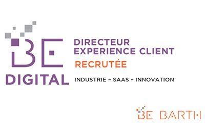 Directeur Experience Client - Be Barth - Digital