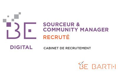 Be Barth Digital - Sourceur & Community Manager