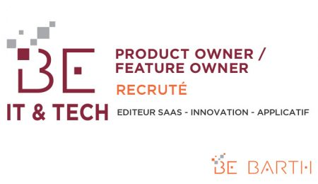 Be Barth - I T - Product Owner - Feature Owner Product Owner