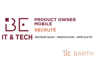 Be Barth - I T - Product Owner Mobile