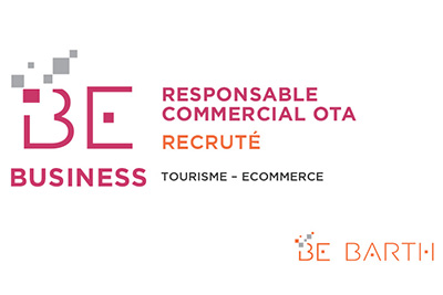 Responsable Commercial OTA - Be Barth - Business