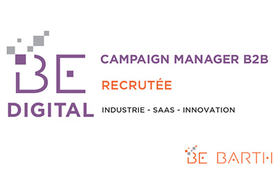 Campaign Manager B2B - bebarth - marketing