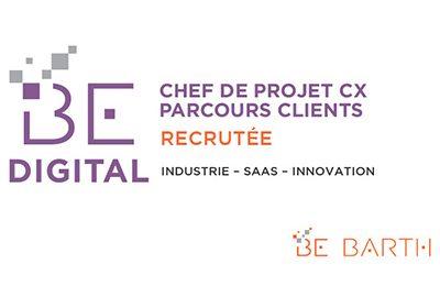 BeBarth - Digital - Chef de Projet CX - Parcours clients