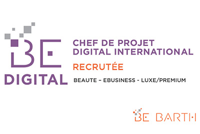 bebarth - Chef de projet digital international