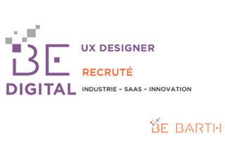 bebarth - Digital - UX Designer