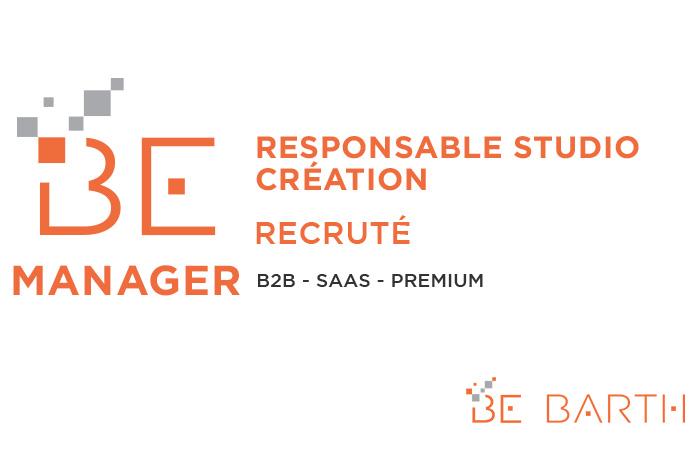 bebarth - Responsable Studio Création