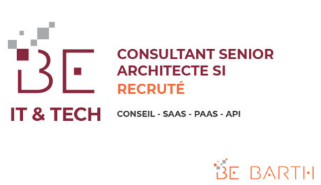 bebarth - IT - Consultant Senior Architecte SI