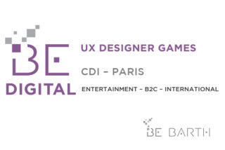bebarth - UX Designer - Games For Everyone