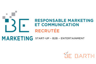 bebarth - Responsable Marketing et Communication
