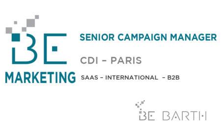 bebarth - marketing - Senior Campaign Manager