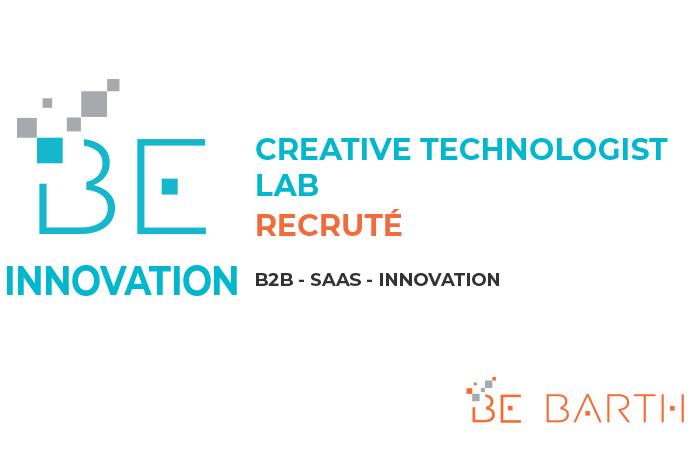 bebarth - Creative Technologist Lab