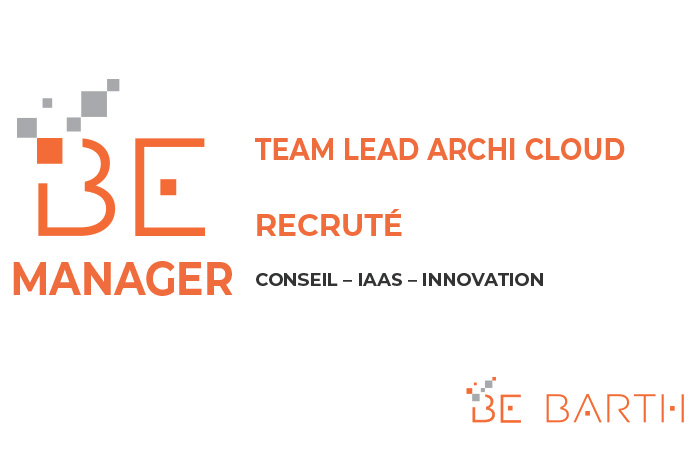 bebarth - Team Lead Consultant Architect SI