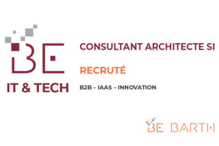 BEBARTH - IT-TECH - Consultant Architecte SI