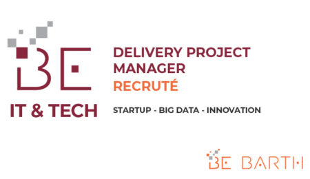 BEBARTH - IT-TECH - Chef de projet IT