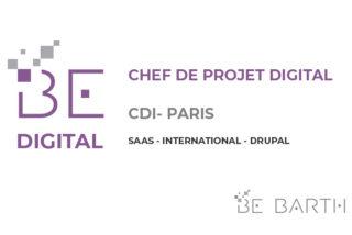 BEBARTH - Digital - Chef de Projet Digital