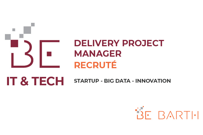 bebarth - IT & TECH - Delivery project manager