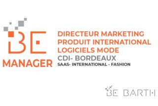 BEBARTH - Directeur Marketing Produit International - Logiciels Mode