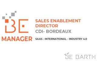 BEBARTH - manager - Sales Enablement Director