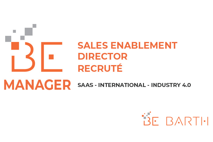 BEBARTH - manager - Sales Enablement Director