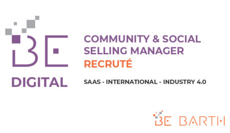 BEBARTH - digital - Community & Social Selling Manager