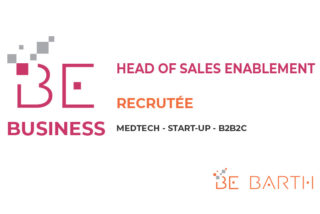 Be Barth - Business - Head of Sales Enablement