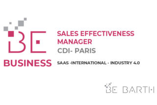Be Barth - Business - Sales Effectiveness Manager