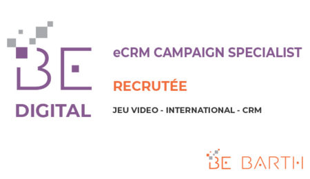 BE BARTH - eCRM Campaign Specialist