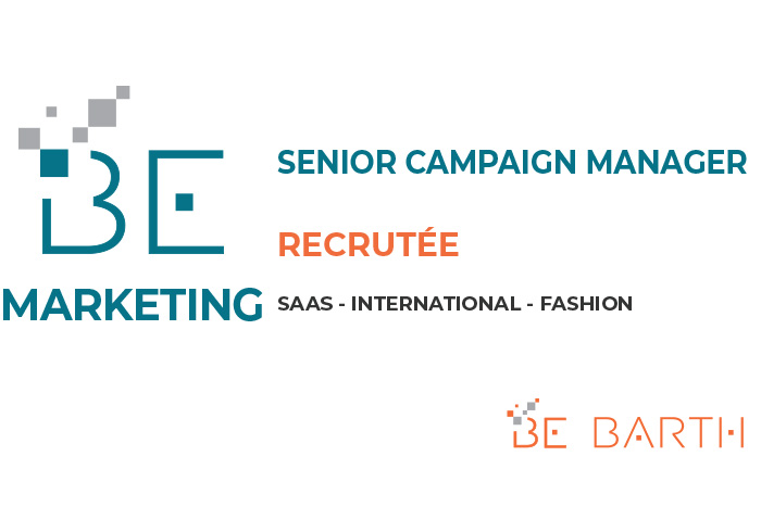 BEBARTH - MARKETING - Senior Campaign Manager