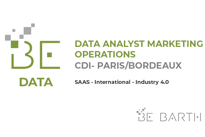 BeBARTH - Data Analyst Marketing